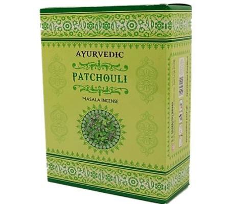 Räucherwerk Ayurvedisches Masala - Patchouli